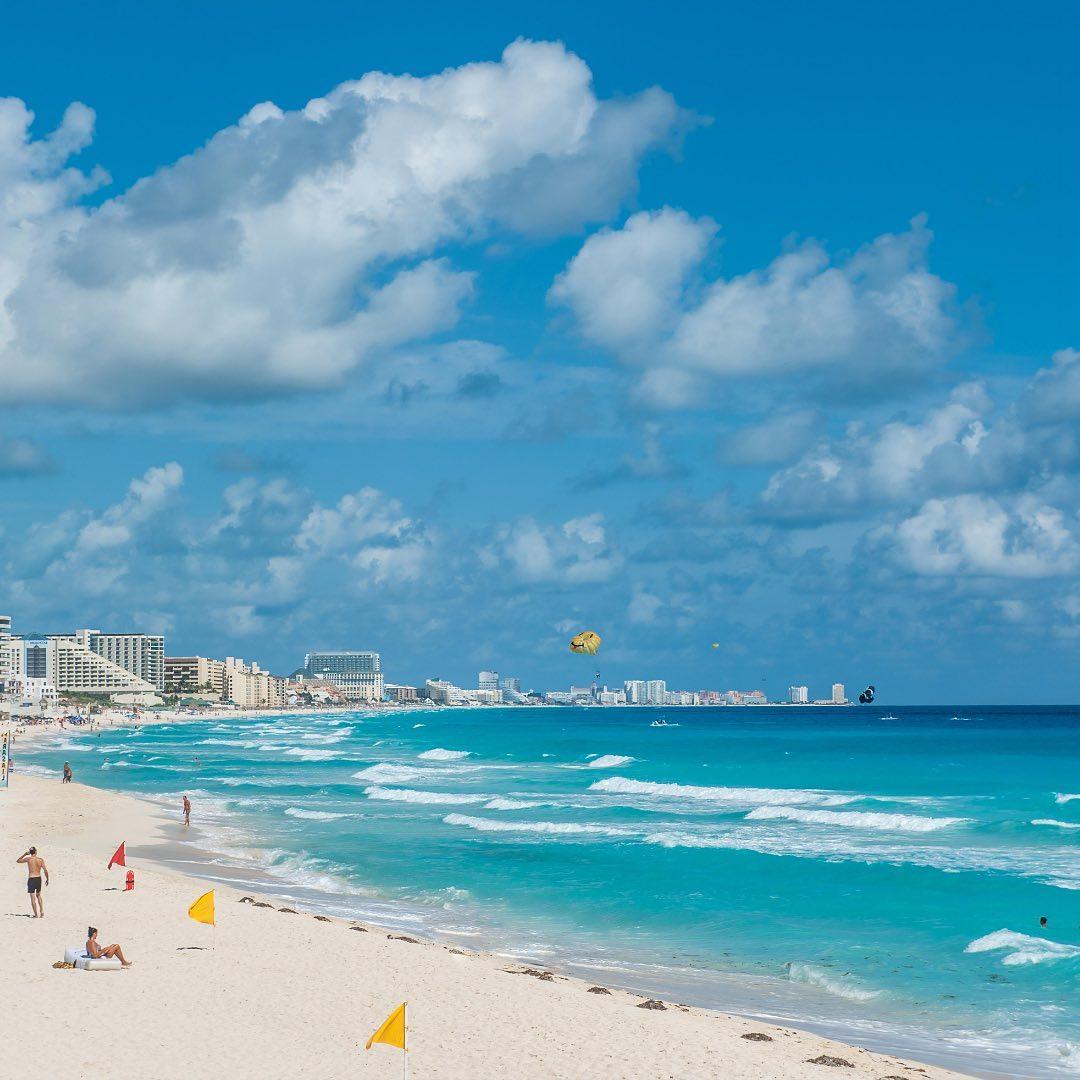 playa chac mool cancun