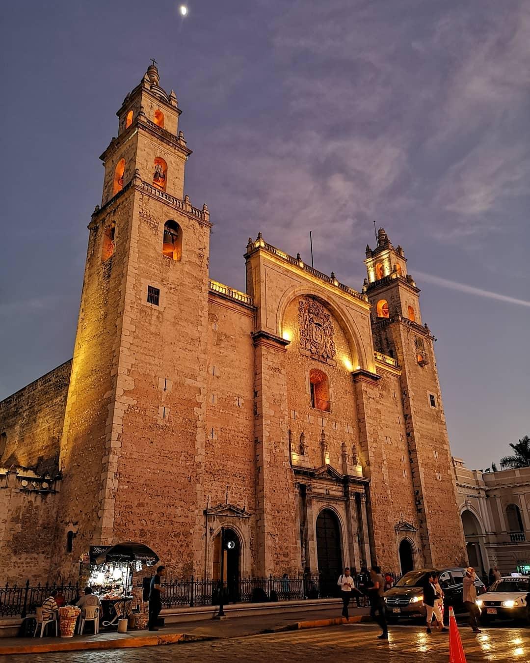 lugares en merida catedral
