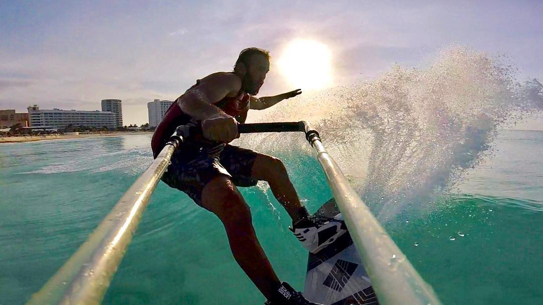 wakeboarding en cancun