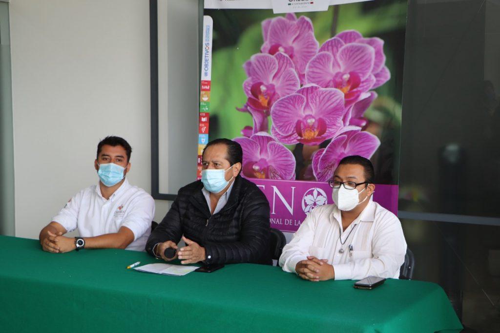 Veracruz será sede de la feria Nacional de la Orquídea 2021
