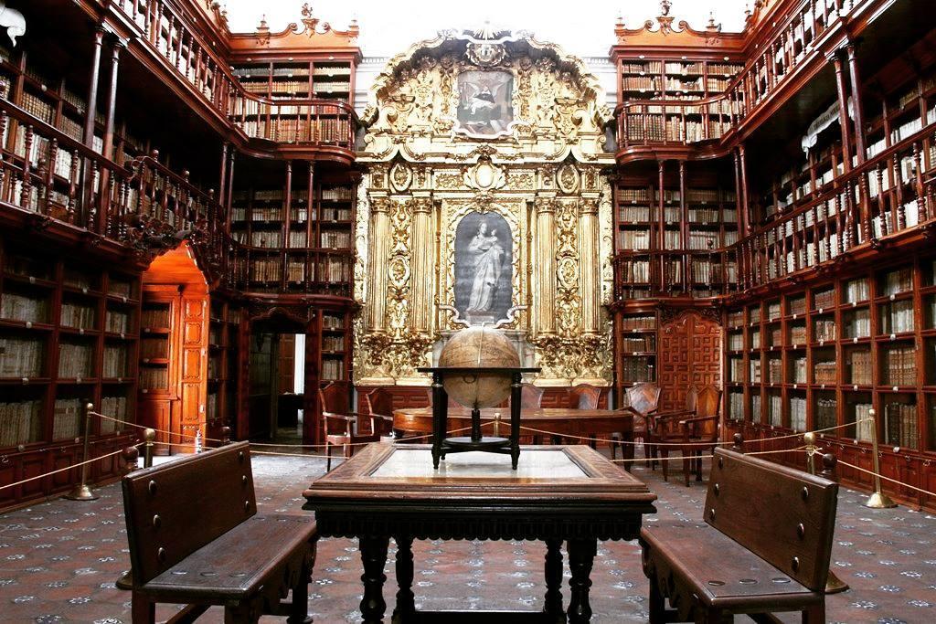 biblioteca palafoxiana historia