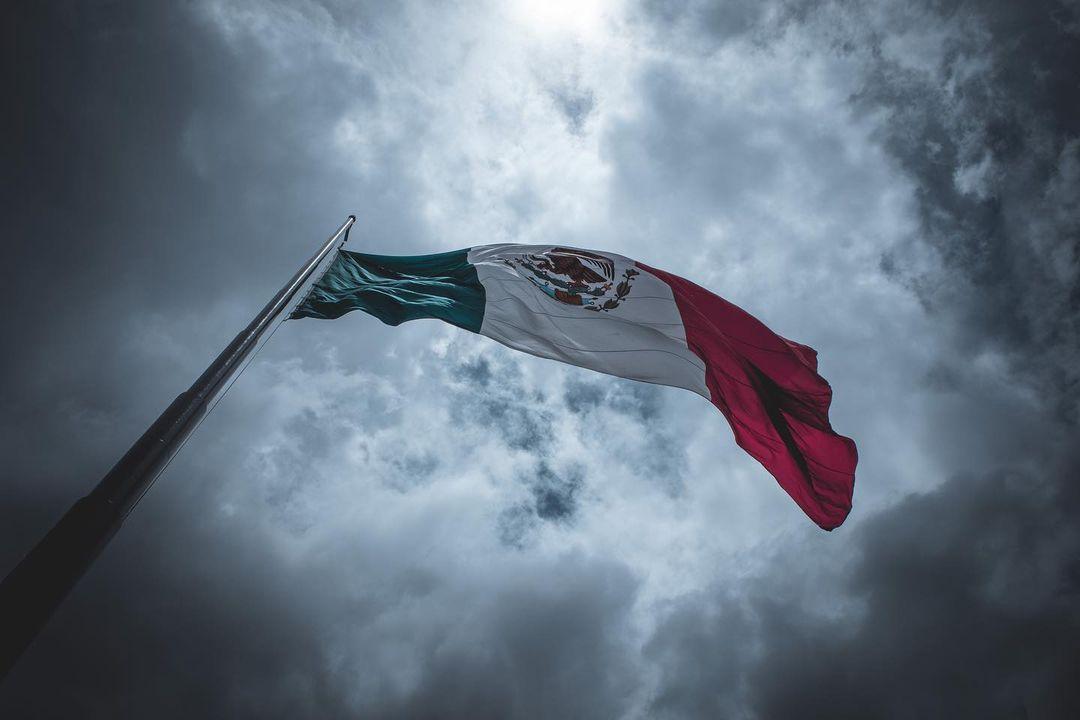 independencia de mexico bandera