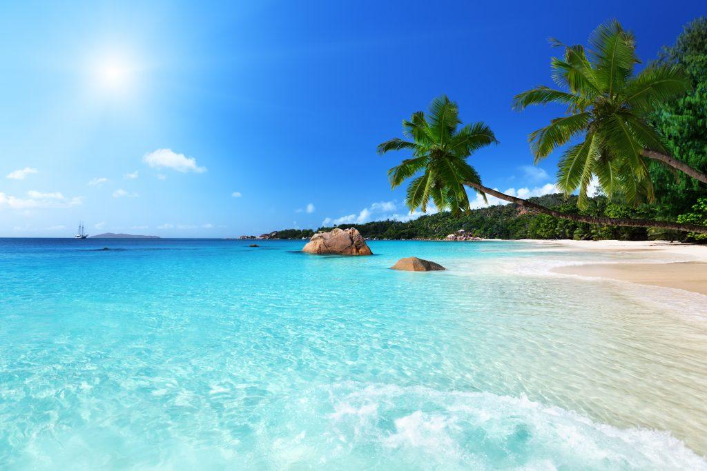 Playas más bonitas, raras y coloridas