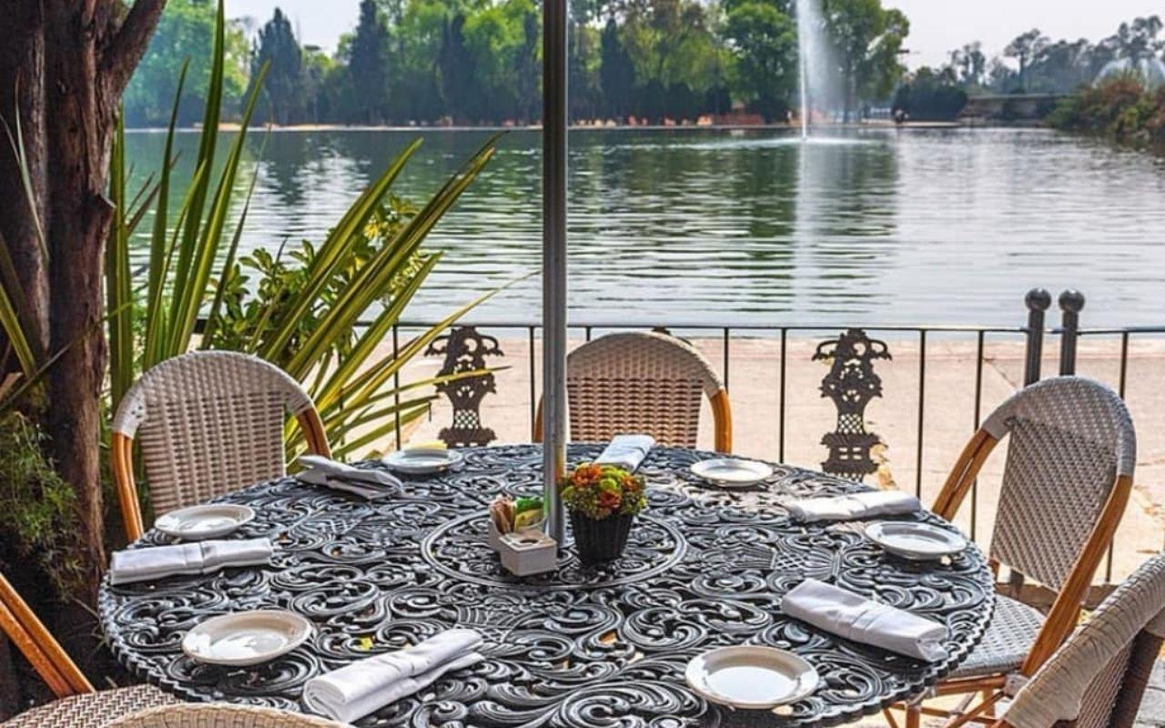 restaurantes lago cdmx