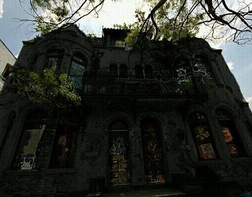 casas embrujadas de mexico cdmx