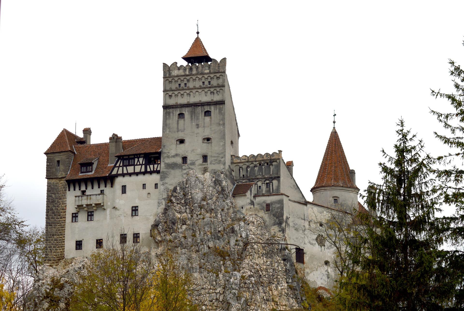 destinos para celebrar halloween rumania